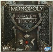 Hasbro E3278 Monopoly: Game of Thrones